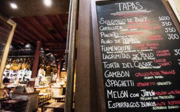 Ελληνική πόλη στις κορυφαίες της Ευρώπης για ένα γεύμα σε εστιατόριο
