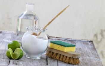 Το απόλυτο καθαριστικό για όλα που μπορείς να φτιάξεις στο σπίτι