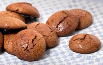 Μπισκότα με χαρουπάλευρο