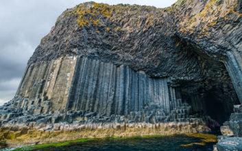 Η μελωδική σπηλιά που ενέπνευσε τους Pink Floyd