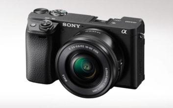 Sony α6400,η νέα mirrorless φωτογραφική μηχανή επόμενης γενιάς