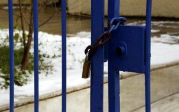 Κλειστά τα σχολεία αύριο Δευτέρα σε ορισμένα χωριά της Χαλκιδικής