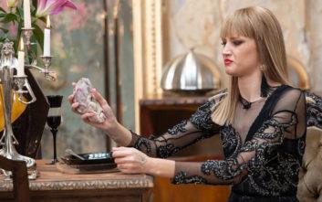 Η «Ρονάλντο» του Greece's Next Top Model ποζάρει στην ιταλική Vogue