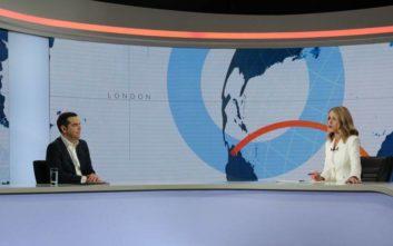 Το παράπονο και η θετική αποτίμηση από την πλευρά Τσίπρα για τη συνέντευξη στο OPEN