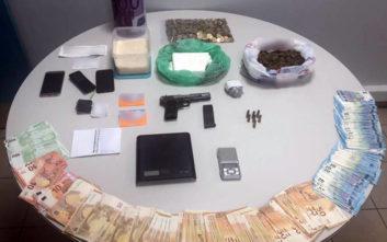 Συνελήφθη «ηγετικό στέλεχος» κυκλώματος εμπορίας ναρκωτικών