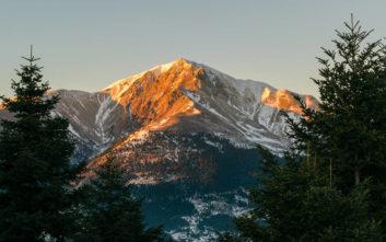 Το περήφανο κι επιβλητικό βουνό της Στερεάς Ελλάδας