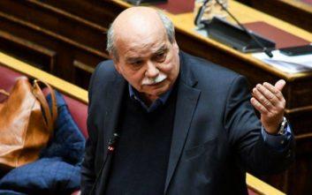 Νίκος Βούτσης για μετατάξεις στη Βουλή: Δεν αισθάνομαι ίχνος ενοχής