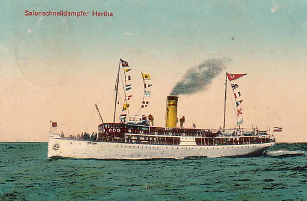 Σαν σήμερα η βύθιση του ατμόπλοιου Χειμάρρα