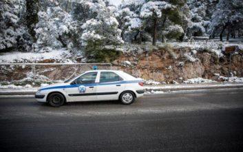 Ποιοι δρόμοι σε όλη τη χώρα είναι κλειστοί λόγω καιρού