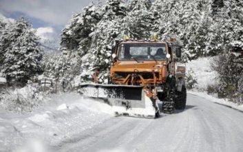 Ποιοι δρόμοι είναι κλειστοί λόγω χιονιού σε όλη τη χώρα