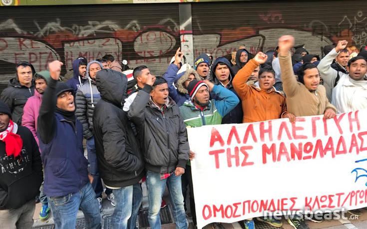G Saitis  Newsbeast.Συγκέντρωση- διαμαρτυρία εργατών γης ... a7d9ae732b2