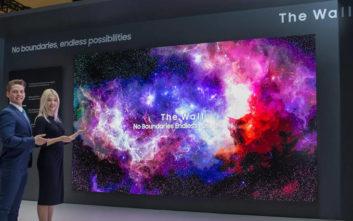 Η Samsung αποκαλύπτει το μέλλον των οθονών