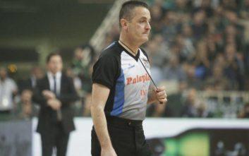 Σφυρίζει ξανά ο Αναστόπουλος