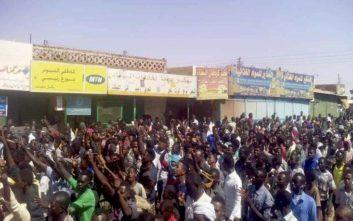 Απαγόρευσε κάθε δημόσια συγκέντρωση ο πρόεδρος του Σουδάν