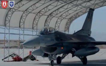 Η Τουρκία ανέπτυξε σύστημα για τα F-16 της που «ξεγελά» τα ελληνικά αντιαεροπορικά