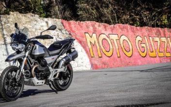 Χιλιάδες αιτήσεις για test ride με τη Moto Guzzi V85 TT