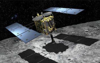 Το πρώτο δείγμα από τον αστεροειδή Ριούγκου θα συλλέξει το Hayabusa 2