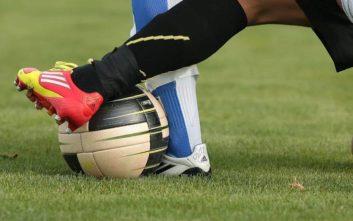 Ποδοσφαιριστής στην Κρήτη δίνει μάχη για τη ζωή του