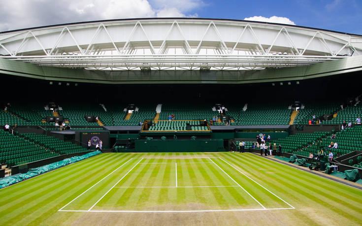 Κορονοϊός: Το Wimbledon αναβλήθηκε για πρώτη φορά μετά το 1945