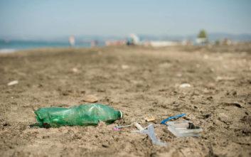 «Η Γαλλία είναι ο μεγαλύτερος παραγωγός πλαστικών αποβλήτων στη Μεσόγειο»