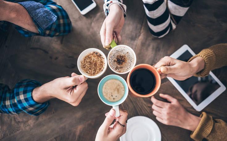Οι Ρώσοι ξεπέρασαν σε κατανάλωση καφέ Γάλλους και Ιταλούς