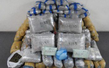 Εξαρθρώθηκε μεγάλο κύκλωμα ναρκωτικών με κέρδη εκατοντάδων χιλιάδων ευρώ