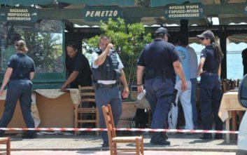 Πέθανε ο δράστης του τριπλού φονικού στην Ερέτρια