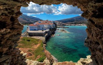 Sunday Times: Η Άνδρος στην κορυφή της Ευρώπης με τα 25 μυστικά νησιά χωρίς συνωστισμό