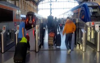 Σοβαρά εγκαύματα υπέστη το θύμα της επίθεσης στο μετρό στο Παρίσι