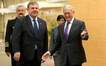 Αυστηρό μήνυμα της Βουλγαρίας προς τα Σκόπια για την ένταξη στο ΝΑΤΟ