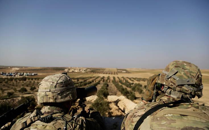 Τουρκία και ΗΠΑ συζητούν για «ζώνη ασφαλείας» στη βόρεια Συρία