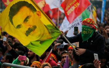 «Απαγορεύτηκαν κινητοποιήσεις για τα 20 χρόνια από τη σύλληψη του Οτσαλάν»
