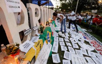 Ο απολογισμός από την κατάρρευση του φράγματος στη Βραζιλία κατέγραψε 134 νεκρούς