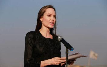 Η Αντζελίνα Τζολί θα βρεθεί στους προσφυγικούς καταυλισμούς των Ροχίνγκια