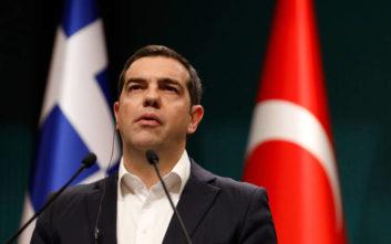 Αλέξης Τσίπρας για τουρκική προκλητικότητα: Πρώτα η διπλωματία