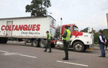«Οι ΗΠΑ οφείλουν να σέβονται το δικαίωμα της Μόσχας να συνεργάζεται με τη Βενεζουέλα»