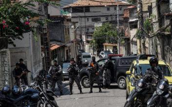 Αιματοκύλισμα σε αστυνομική επιχείρηση σε φαβέλα στο Ρίο