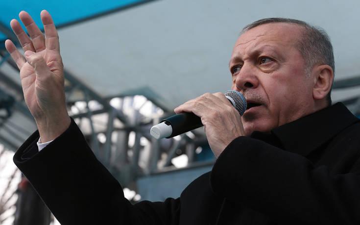 Ερντογάν: Δεν θα υπαναχωρήσουμε στην αγορά των S-400