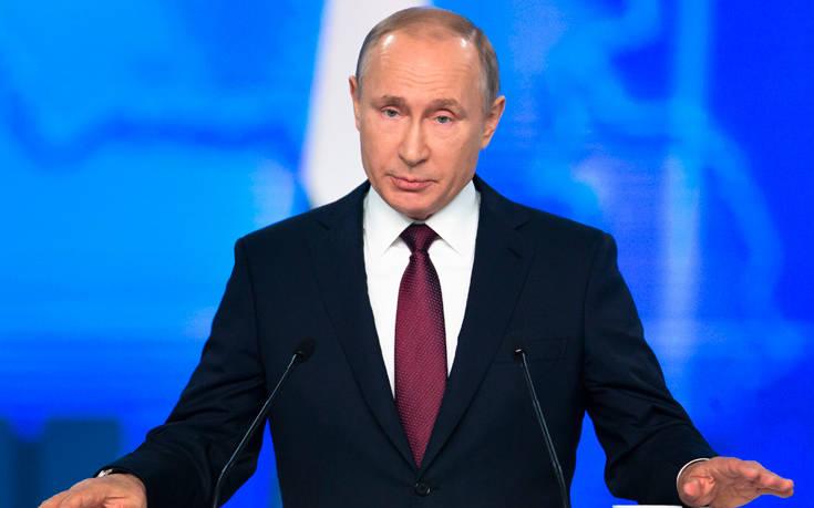 Τι ανέφερε ο Πούτιν για ενδεχόμενη επιστροφή στην Σοβιετική Ένωση