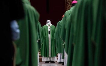 Εκτός κλήρου ο Καρδινάλιος που κρίθηκε ένοχος για σεξουαλικά αδικήματα σε παιδιά