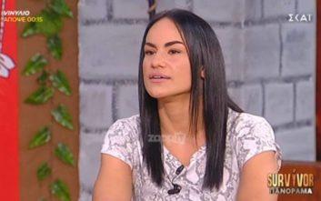 Η Νάντια Μαυρουδέα αποκάλυψε γιατί αναγκάστηκε να φύγει από το Survivor