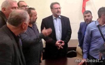 Συνάντηση με τον Στέργιο Πιτσιόρλα έχει αυτή την ώρα η ΠΟΕ-ΟΤΑ