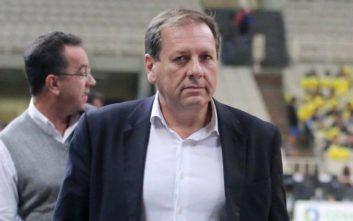 Αγγελόπουλος: Η ΑΕΚ είναι διαφορετική στις πράξεις, όχι στα λόγια