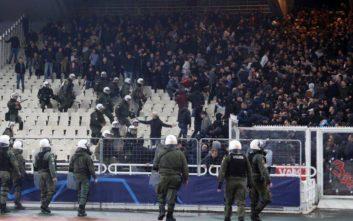 Η τιμωρία της ΑΕΚ στην Ευρώπη για τα επεισόδια με τον Άγιαξ