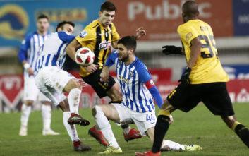 Νίκη της ΑΕΚ στο Περιστέρι σε ένα «ατελείωτο» ματς 120 και πλέον λεπτών