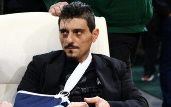 Συγγνώμη από το μπάσκετ, αλλά όχι από τον Ολυμπιακό ζητά ο Γιαννακόπουλος