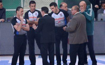 Ο διαιτητής Αναστόπουλος ζήτησε να μην ξανασφυρίξει σε αγώνα της ΕΟΚ