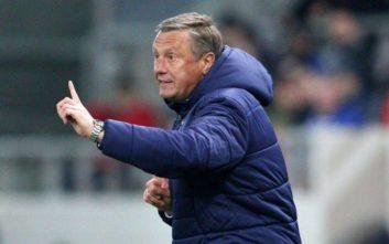 Χάτσκεβιτς: Θα ήταν λάθος να παίξουμε για την ισοπαλία