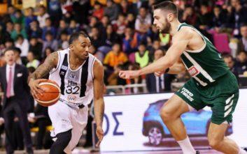 Κυπελλούχος Ελλάδας στο μπάσκετ ο Παναθηναϊκός, 79-73 τον ΠΑΟΚ