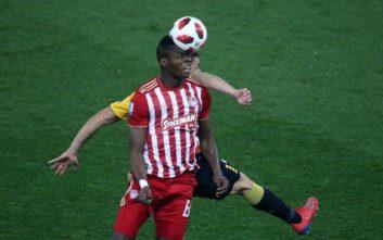 Ισοφάρισε ο Ολυμπιακός την ΑΕΚ, 1-1 με τον Καμαρά